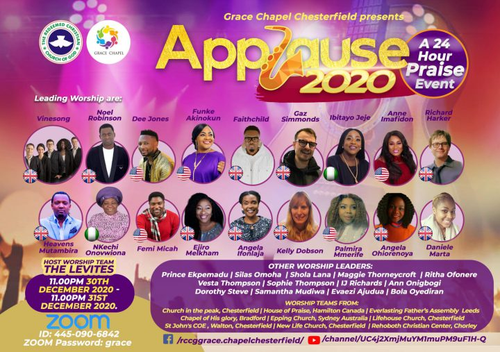 Applause 2020